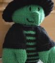 Witch Knitting Pattern
