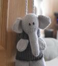 Elephant baggles