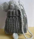 knitted elephant patterns