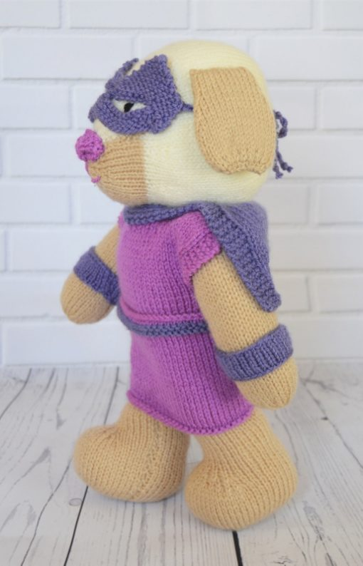superhero knitting patterns