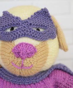 girl superhero knitting patterns