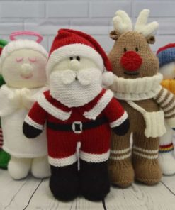 Christmas toy knitting patterns