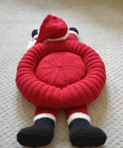 Santa knitting patterns