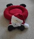 Santa Pet Bed