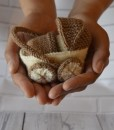 knitted pram pattern