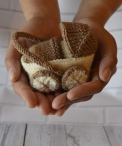 Baby Carriage Knitting Pattern