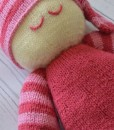 easy toy doll knitting pattern