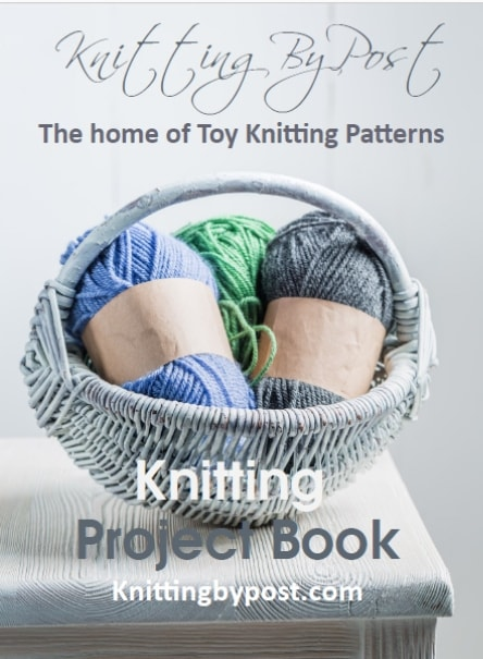 knitting project book