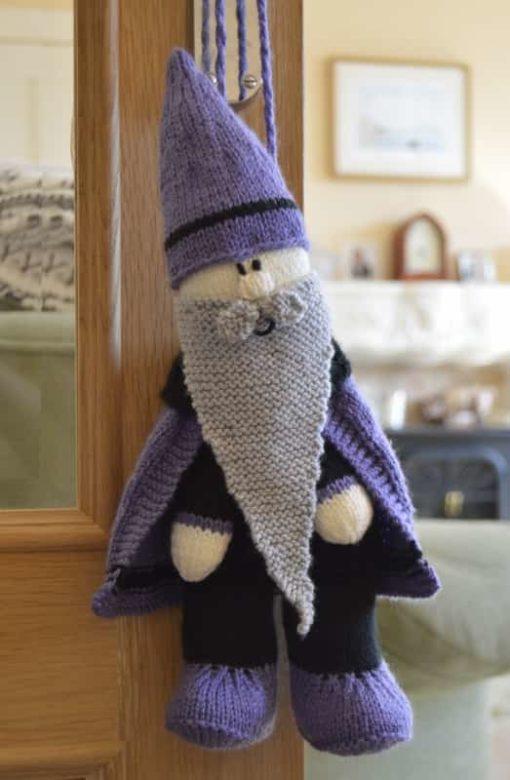 Wizard knitting pattern