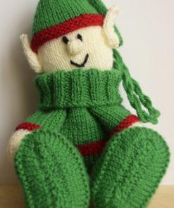 Elf knitting pattern