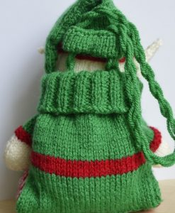 Elf knitting pattern