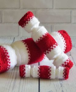 Christmas Crackers knitting pattern