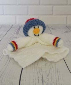 Snoman comforter blanket