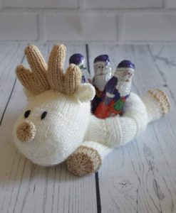 reindeer knitting patterns