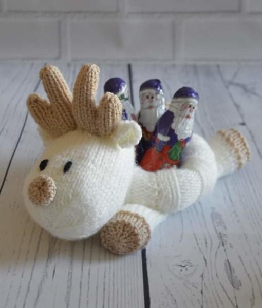 reindeer knitting patterns
