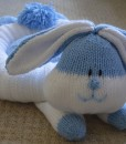 Rabbit pet bed