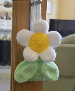 Daisy knitting pattern