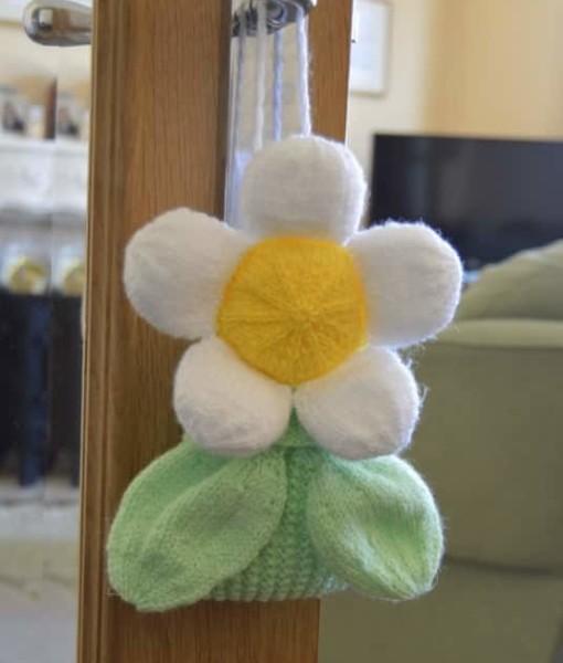 Daisy knitting pattern