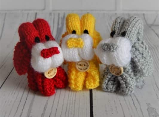 Small Knitted Toy Patterns