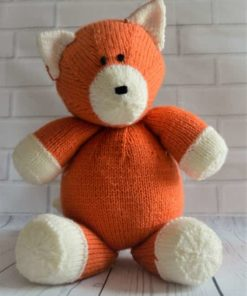 Fox knitting patterns