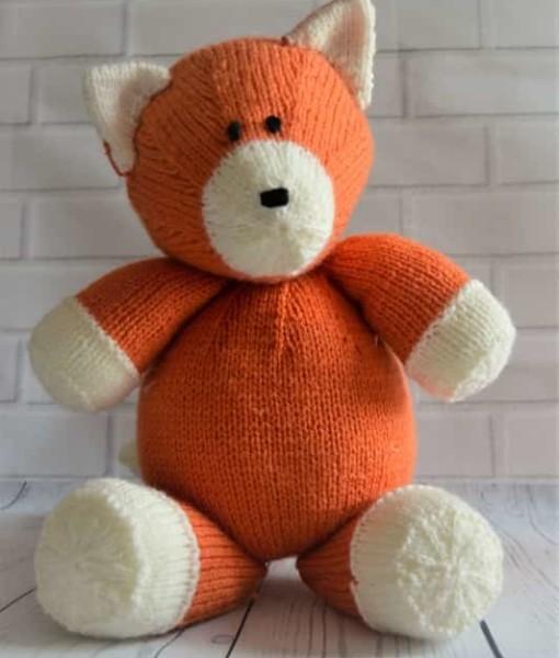 Fox knitting patterns