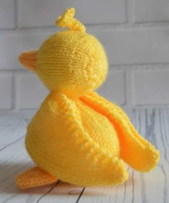 duck knitting patterns