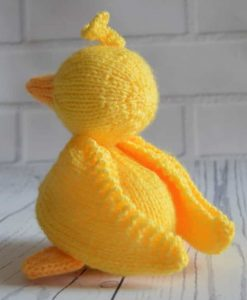 Free Knitting Patterns Toy Duck : Toy Knitting Patterns   Knitting by Post