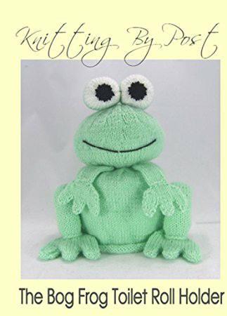Bog frog all finished