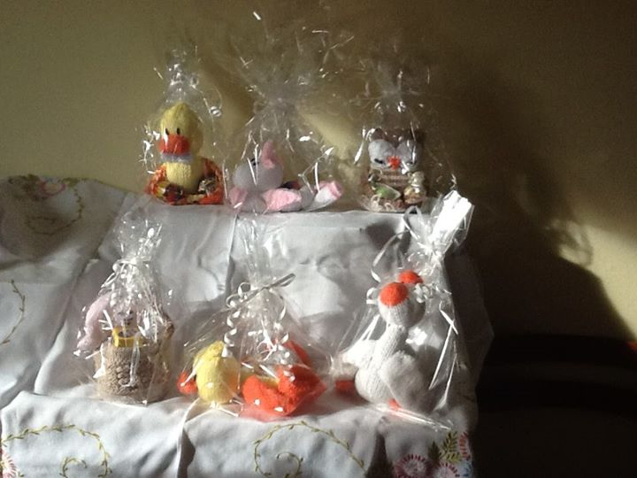 Some gift wrapped ready to take to care home mum in law lives in for some gift wrapped ready to take to care home mum in law lives in for their easter fundraiserhope they like them negle Images