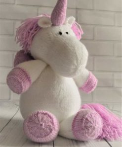 unicorn knitting pattern