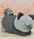 Kitten knitting pattern