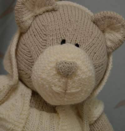 Coming Christmas Day All Bear One Knitting Pattern To Knitting By