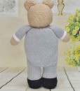 knitted groom