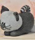 knitted kitten pattern