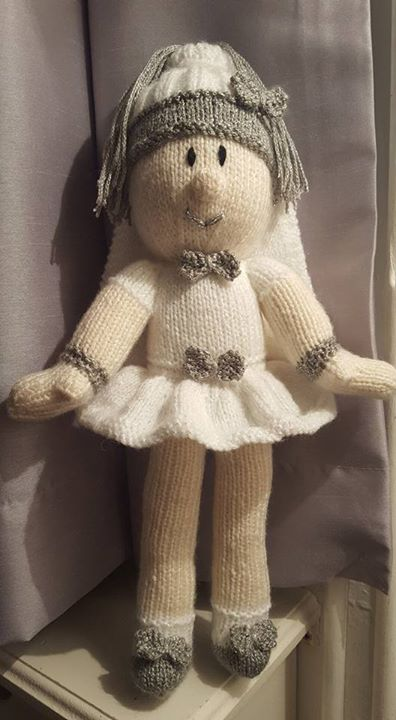 My Fairy Lady.  I love  this pattern xx
