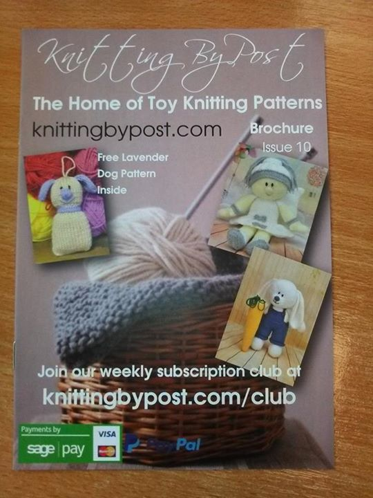 Thanks Vicky I Got The New Brochure With My Patterns Today Free