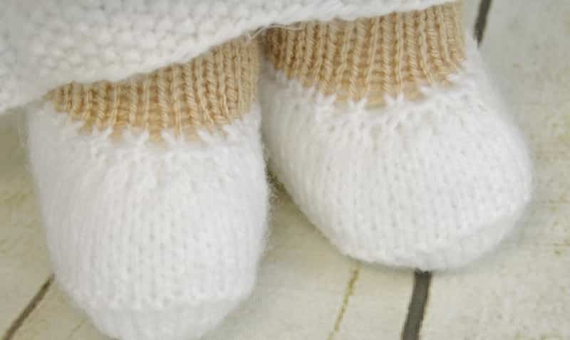 Knitted Wedding Gifts: Knitting By Post