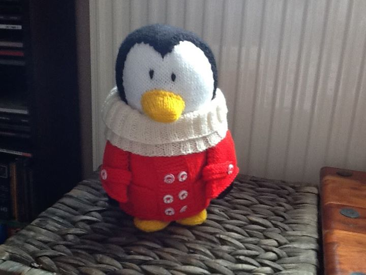 Finally finished my penguin