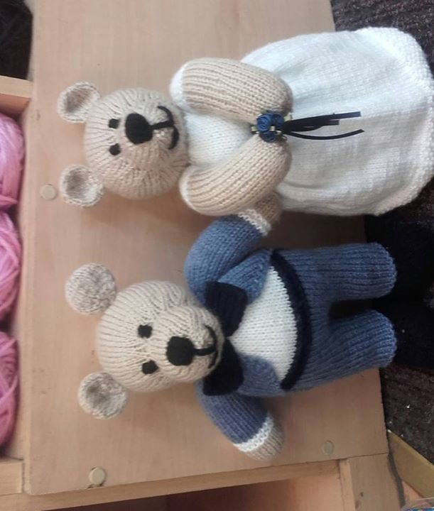 gorgeous bears xLeeds customer brought in