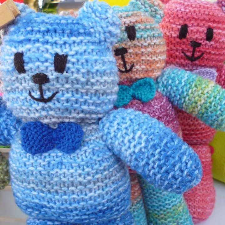 Hello from sunny South Africa! Thanks for the add - I love making these simple teddies xx