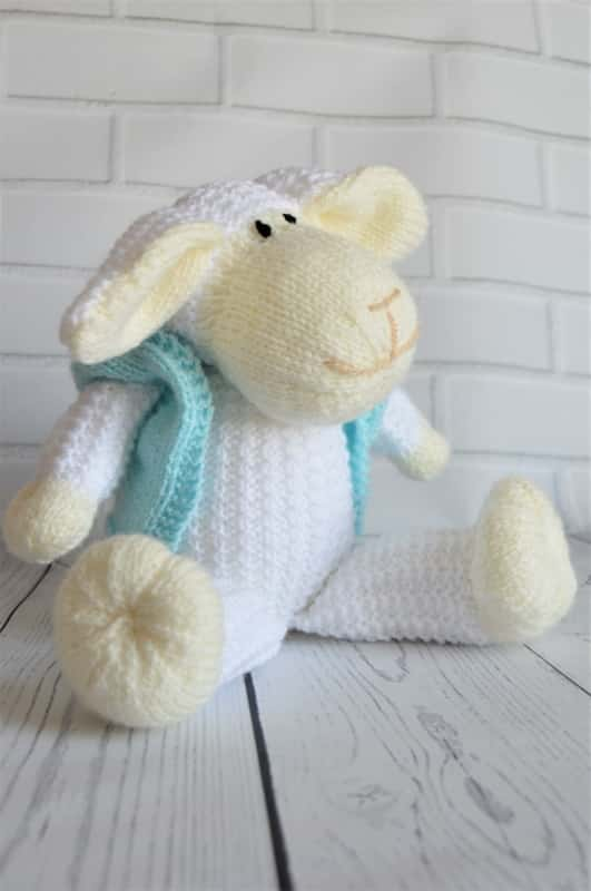 Sheep Knitting Pattern Free Download : Mouton the Sheep   Knitting by Post