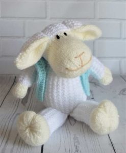sheep knitting pattern