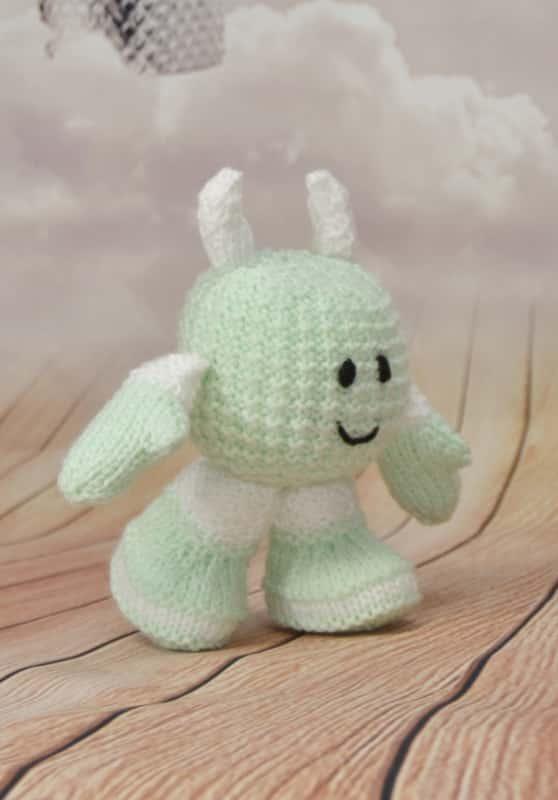 Angel Bear Knitting Pattern : Orboid knitting pattern   Knitting by Post