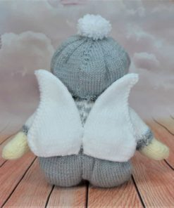 boy fairy knitting pattern
