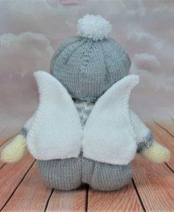 boy fairy knitting pattern
