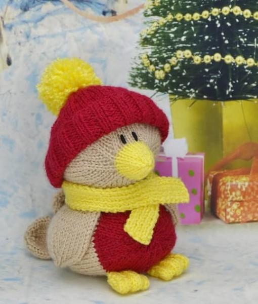 robin knitting pattern