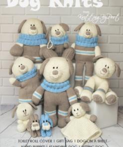dogs knitting patterns