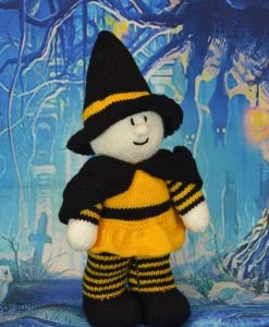 witch knitting pattern
