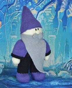 wizard knitting pattern