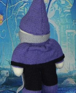 wizard knitting patterns